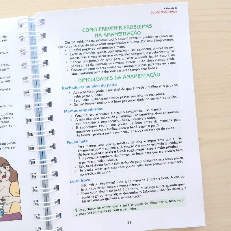 Caderneta de Vacinação e Saúde Personalizada completa menina tema chuva e amor e nuvens  - Valentina Milan Lembrancinhas