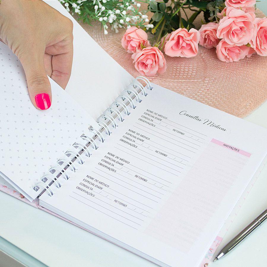 Caderneta de Vacinação personalizada mundo Alice  - Valentina Milan Papelaria