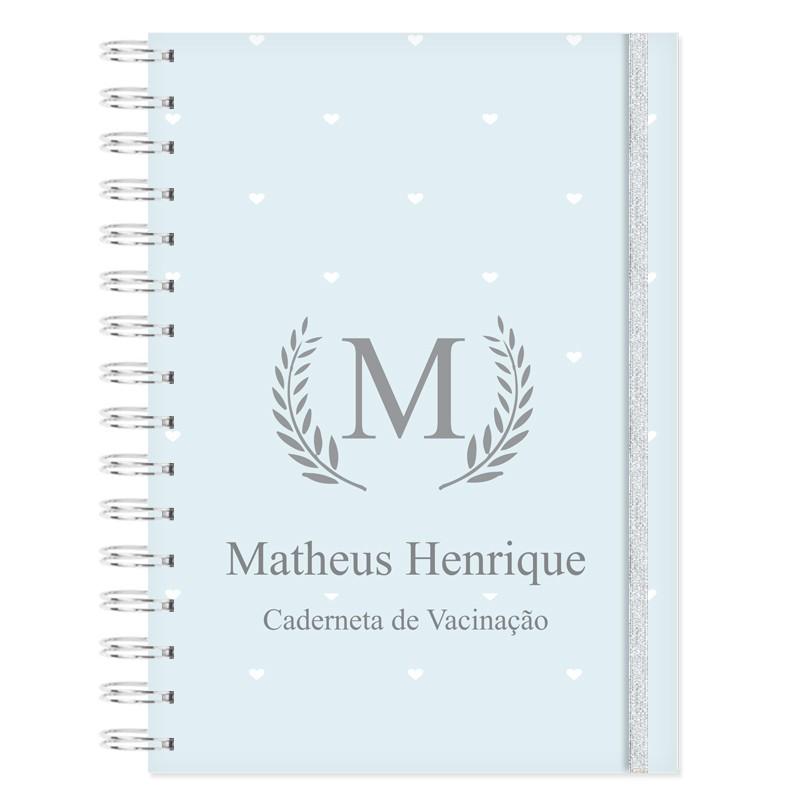Caderneta de Vacinação personalizada Príncipe