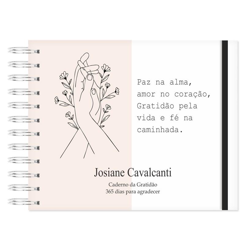 Caderno da Gratidão - Agradecer