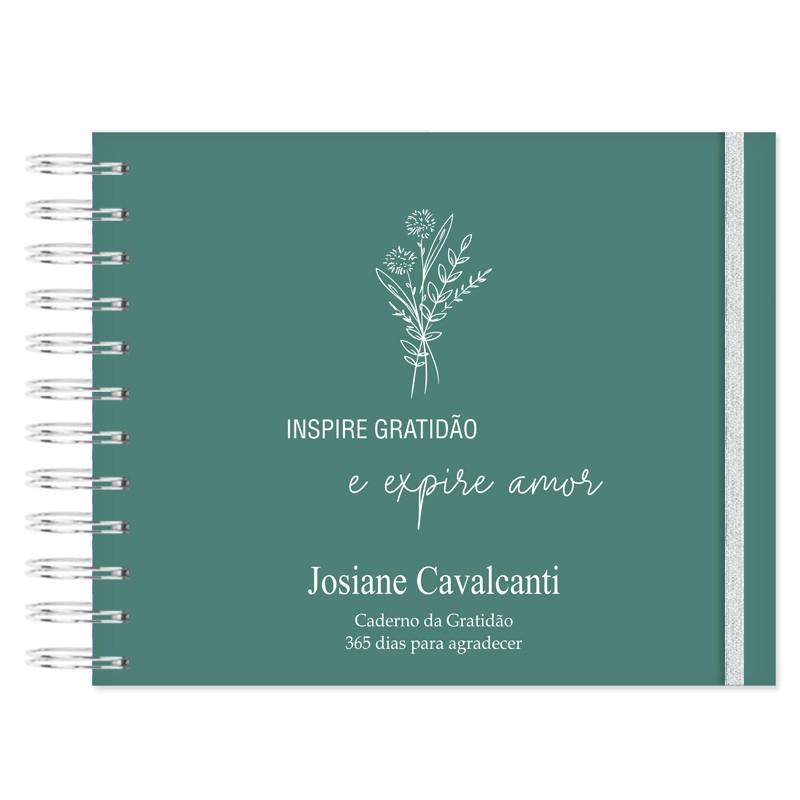 Caderno da Gratidão - Agradecer Diariamente