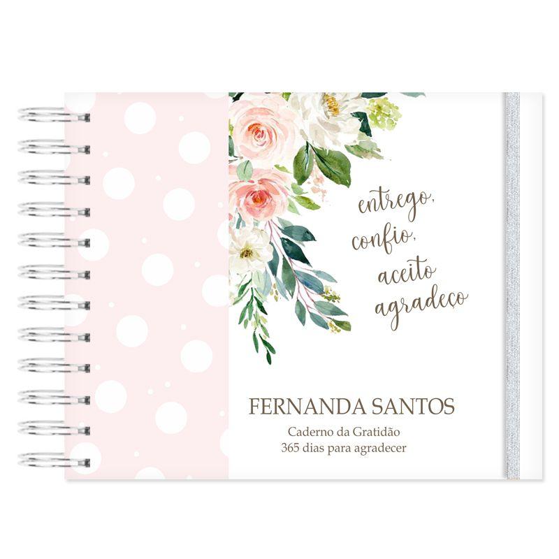 Caderno da Gratidão - Fé em Deus