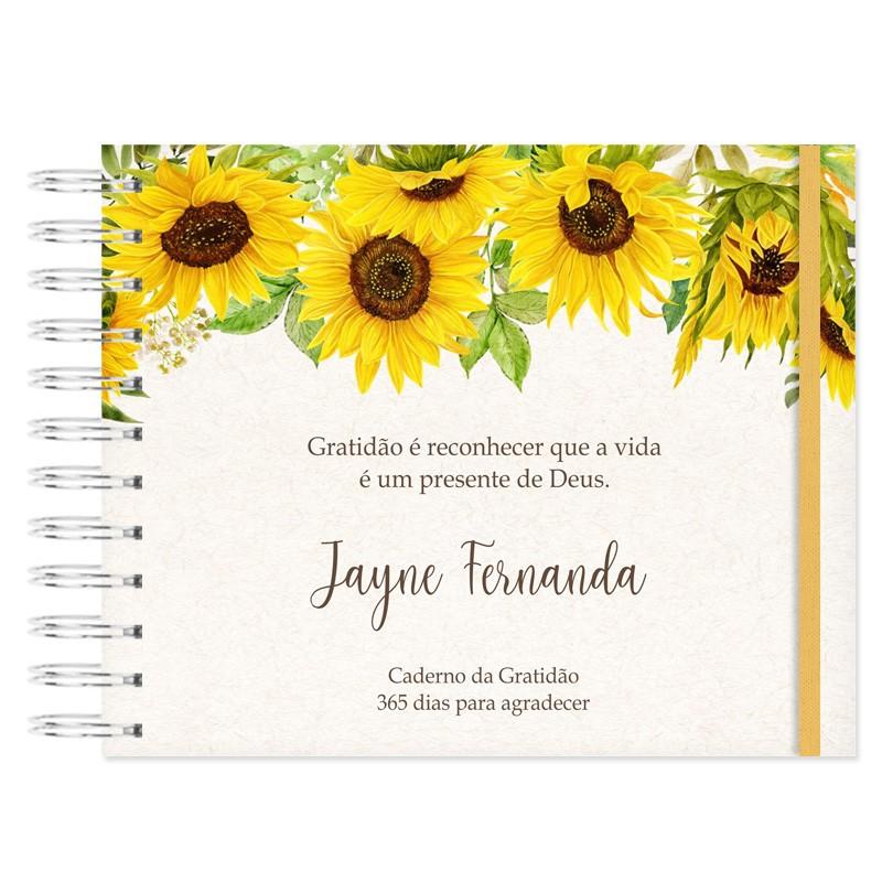 Caderno da Gratidão - Agradecimento