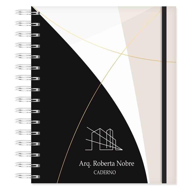 Caderno personalizado - Arquiteta