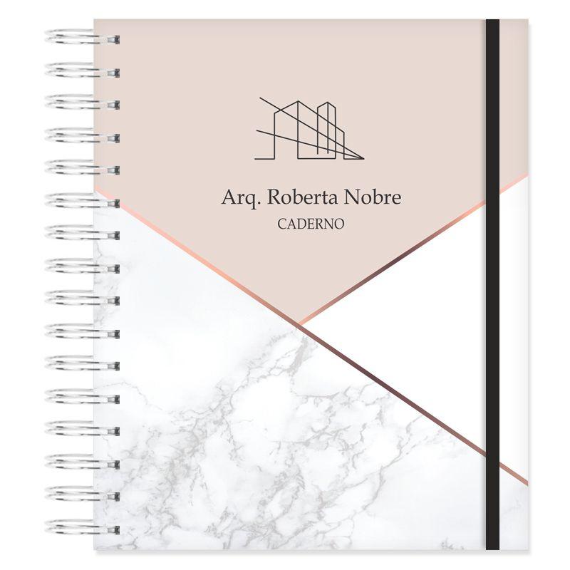 Caderno personalizado - Arquitetura e Urbanismo