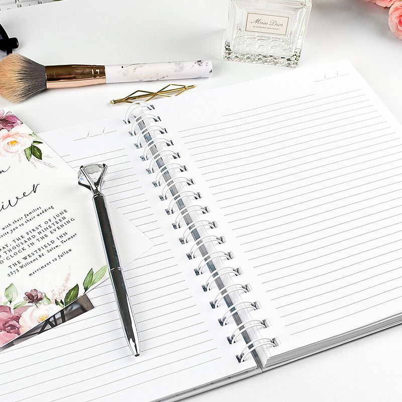 Caderno personalizado Signo de Peixes  - Valentina Milan Papelaria