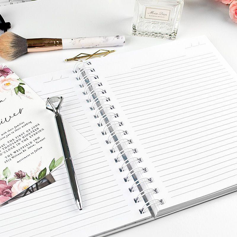 Caderno personalizado Signo Escorpião  - Valentina Milan Papelaria