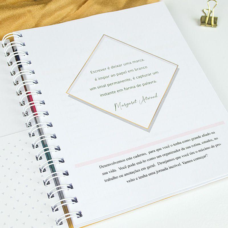 Caderno personalizado Girls  - Valentina Milan Papelaria