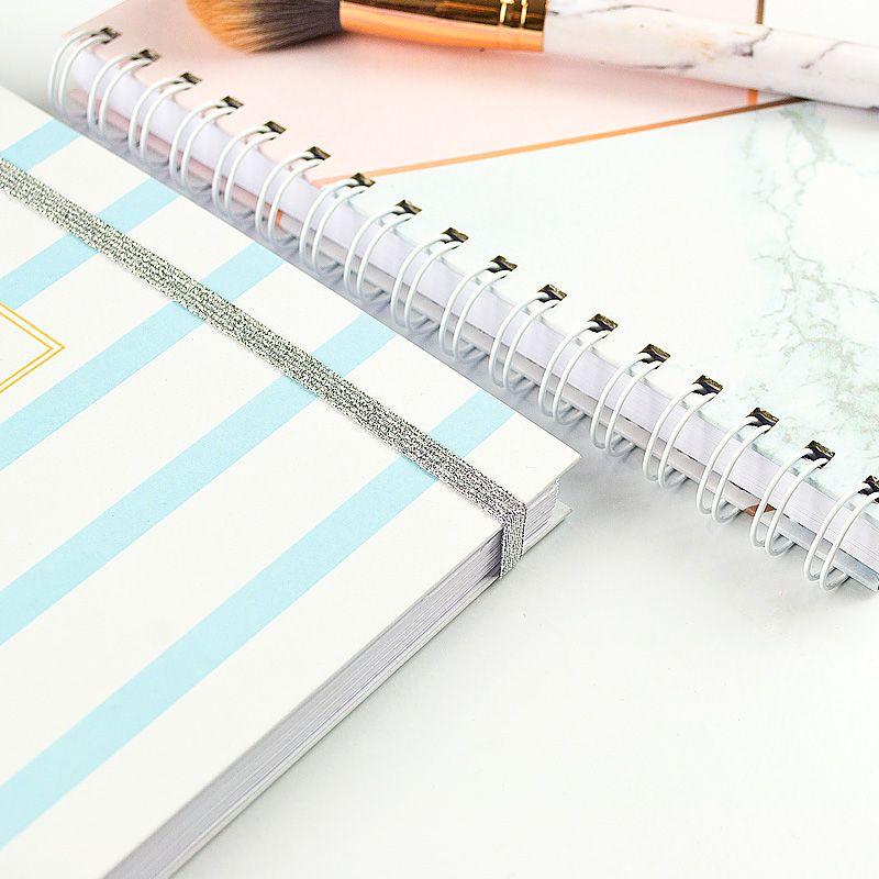 Caderno personalizado Tiffany  - Valentina Milan Papelaria