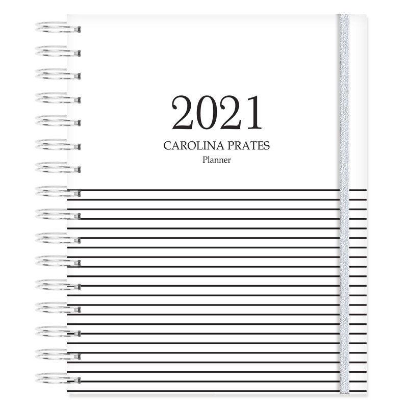 Planner 2021 Produtividade -Minimalista