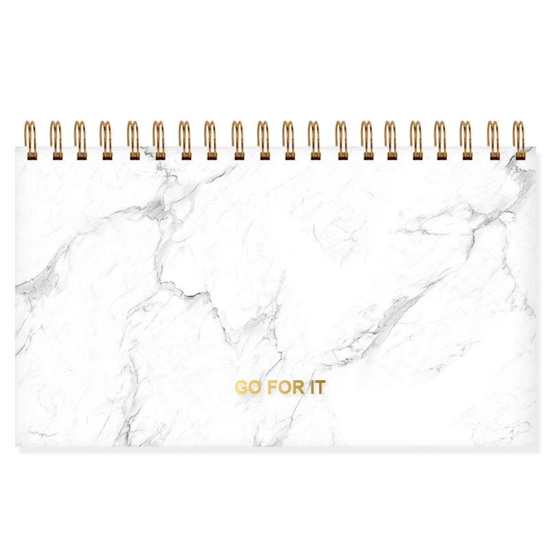 Planner Semanal - Marble