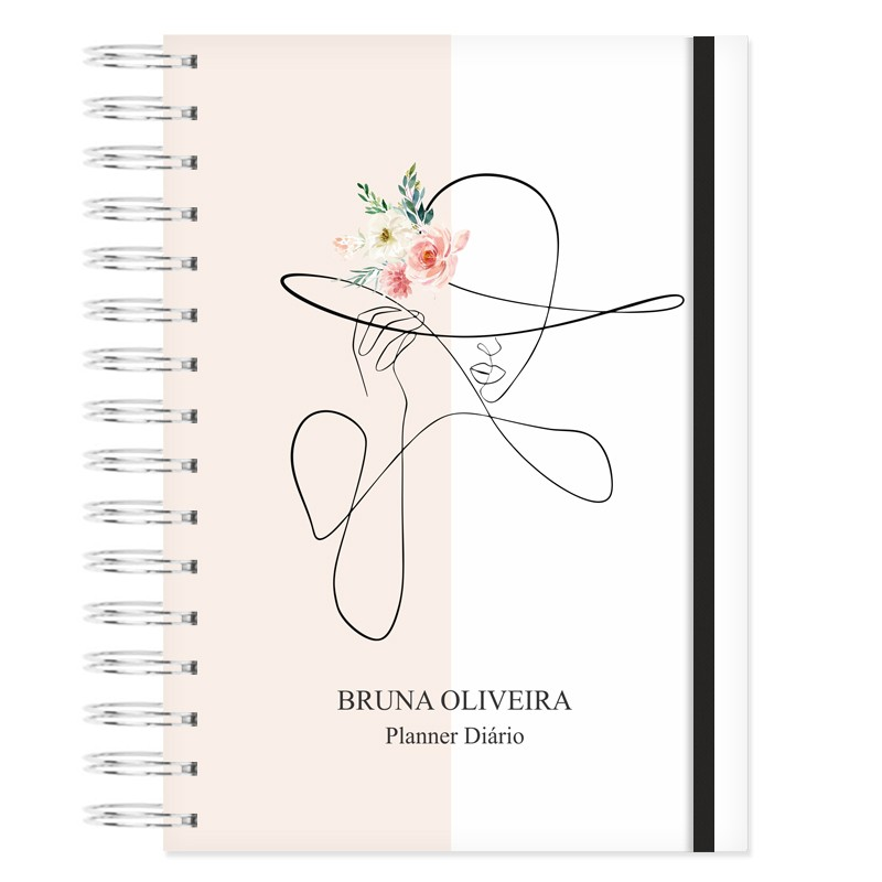Mini Planner Diário - Inspire-se
