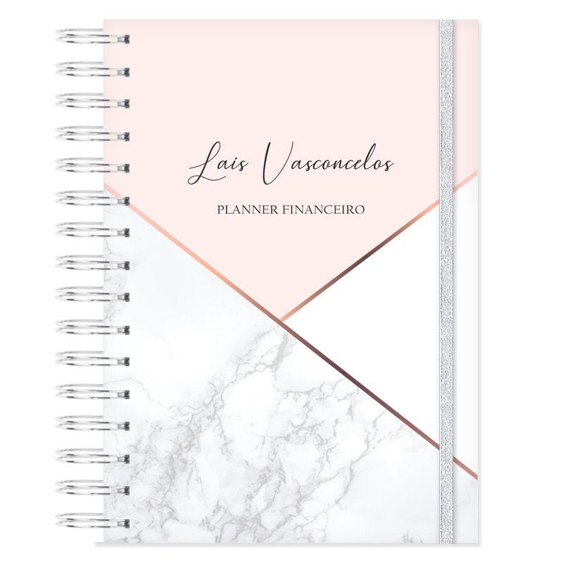 Planner Financeiro  - Valentina Milan Papelaria