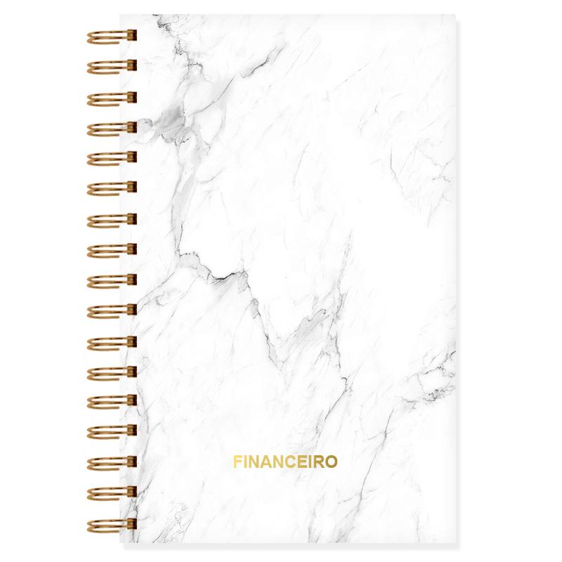 Planner Financeiro - Marble