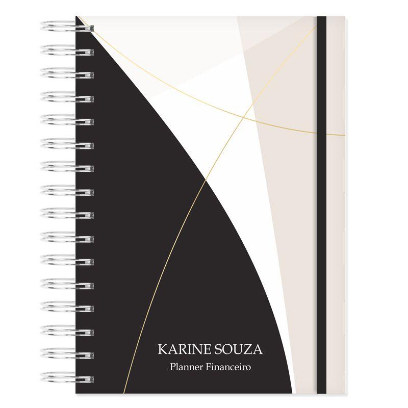 Planner Financeiro - Elegante