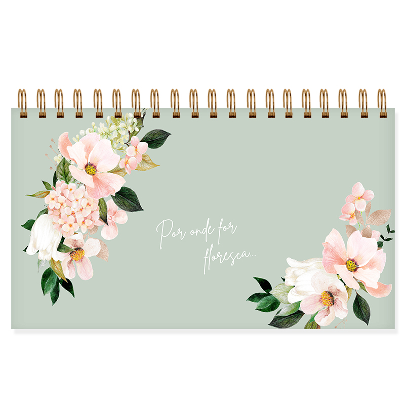 Planner Semanal - Acalanto