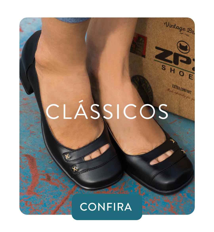6131ef781 ZPZ Shoes - Calçados retrô confortáveis e colecionáveis