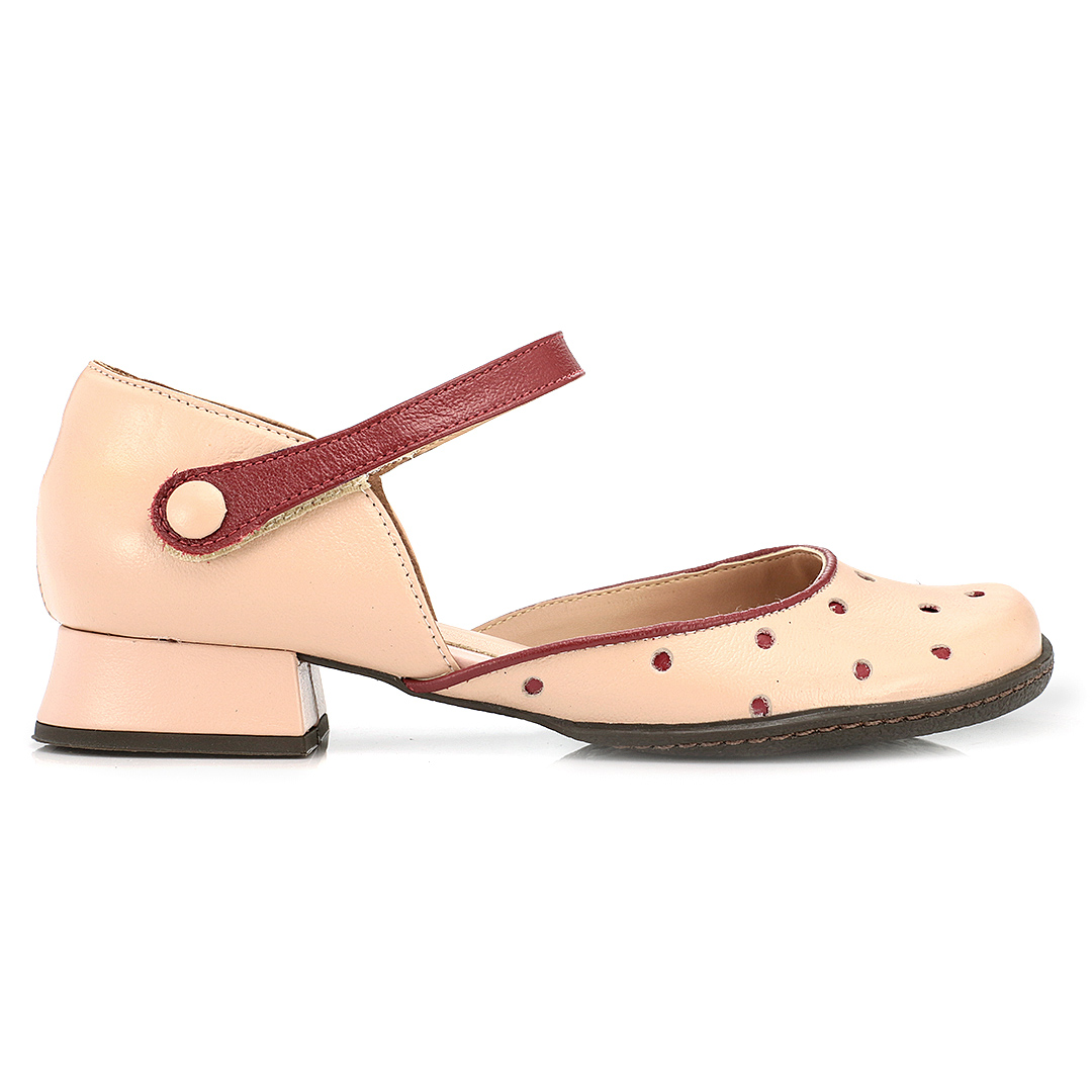 Sapatilha Boneca Retrô Ladybug