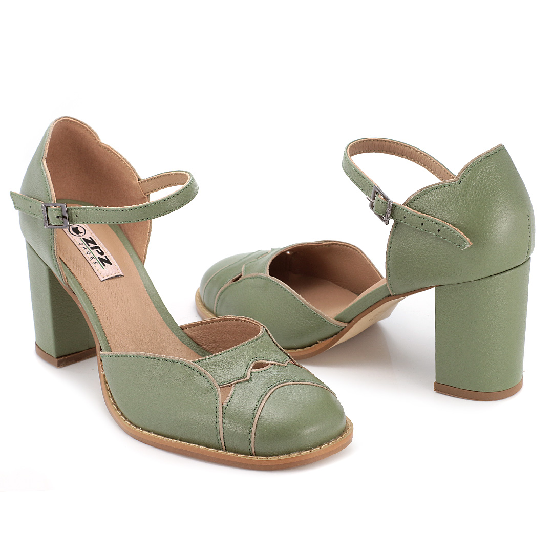 Sapato Artsy Esperança