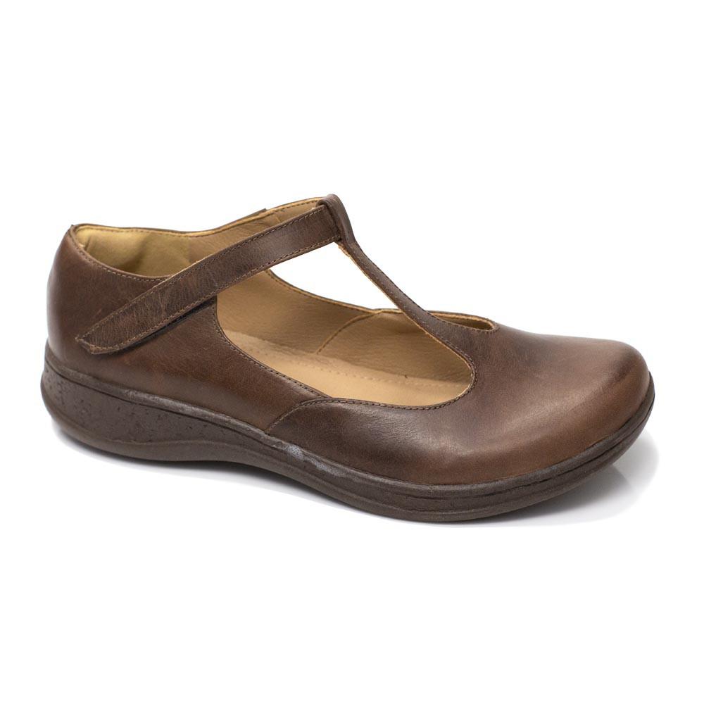 Sapato Comfort em Couro Elf