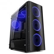 Gabinete Gamer Liketec W1 Artic Blue