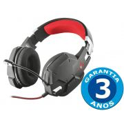 Headset Trust GXT 322 Carus Dynamic Black T20408