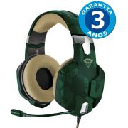 Headset Trust GXT 322C Carus Jungle Camo T20865
