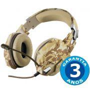 Headset Trust GXT 322D Carus Desert Camo T22125