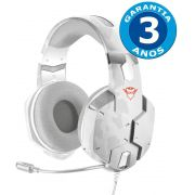 Headset Trust GXT 322W Carus Snow Camo T20864