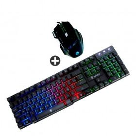 Kit Gamer Teclado e Mouse Hawke MU2909