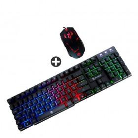 Kit Gamer Teclado e Mouse Hawke MU2910