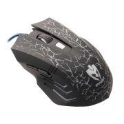 Mouse Gamer Evolut EG-102 2400 DPI 7 cores