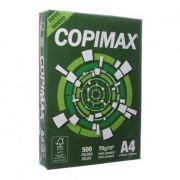 Papel Copimax A4 75g Pct 500fl Suzano
