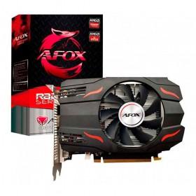 Placa de Video AFOX RX550 4GB GDDR5  128bits  AFRX550-4096D5H3