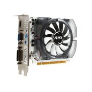 Placa De Video Msi Geforce Gt730 4GB DDR3 700mhz 128bits