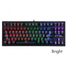 Teclado Mecânico Gamer Bright Compact GTC559
