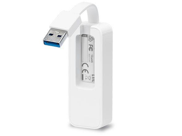 Adaptador de Rede Tp-link UE300 Usb 3.0 Ethernet Gigabit