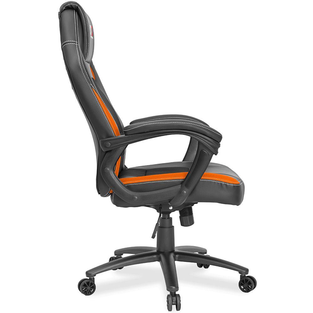 Cadeira DT3sports GT Black Orange