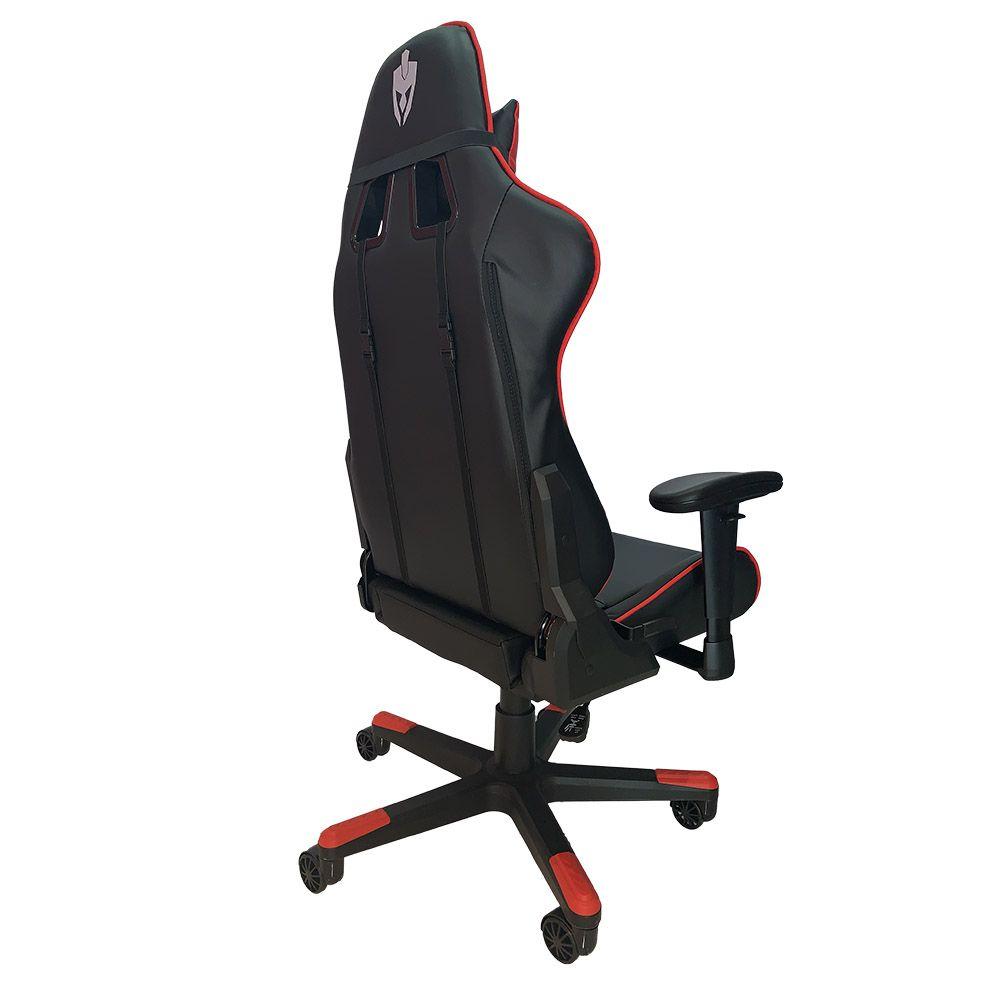 Cadeira Evolut OUTLET Racing EG-900 Vermelho