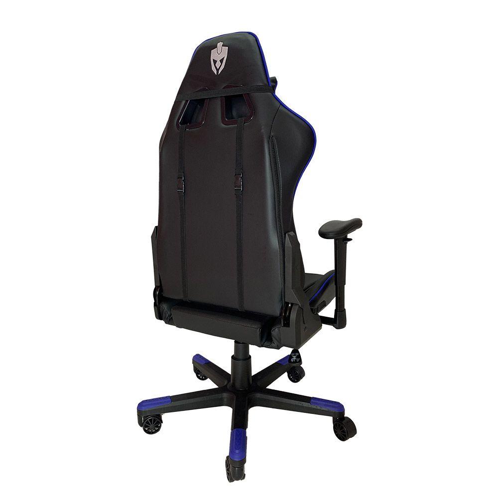 Cadeira Evolut Racing EG-900 Azul