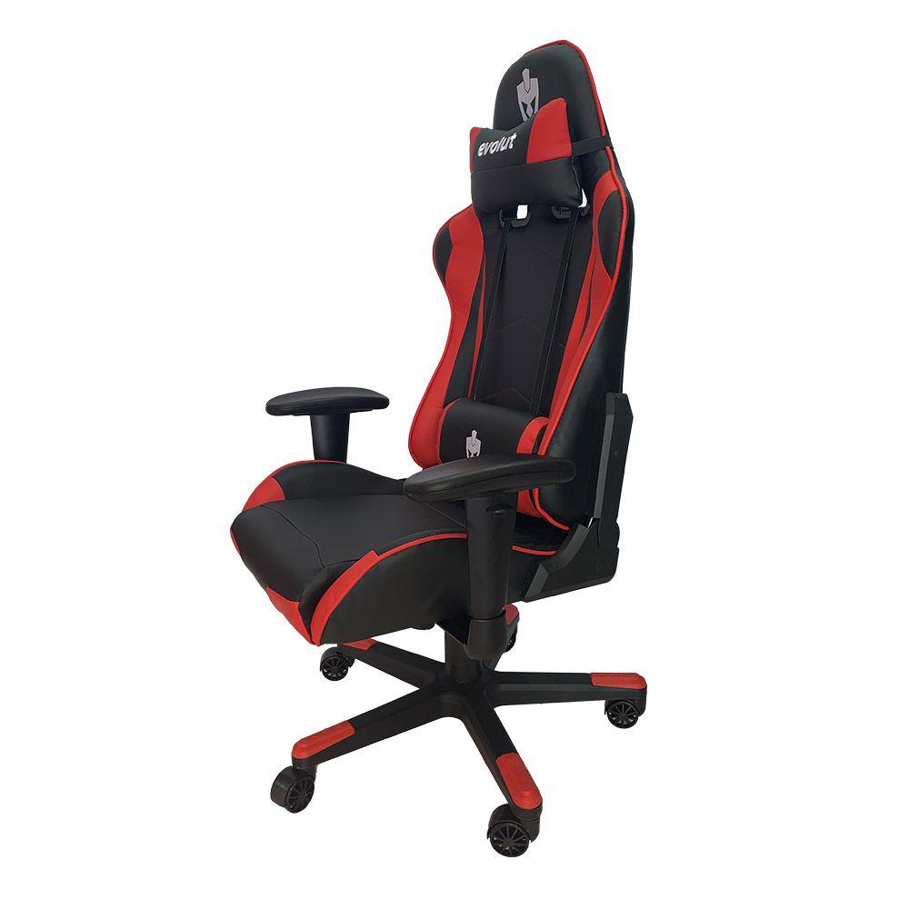 Cadeira Evolut Racing EG-900 Vermelho