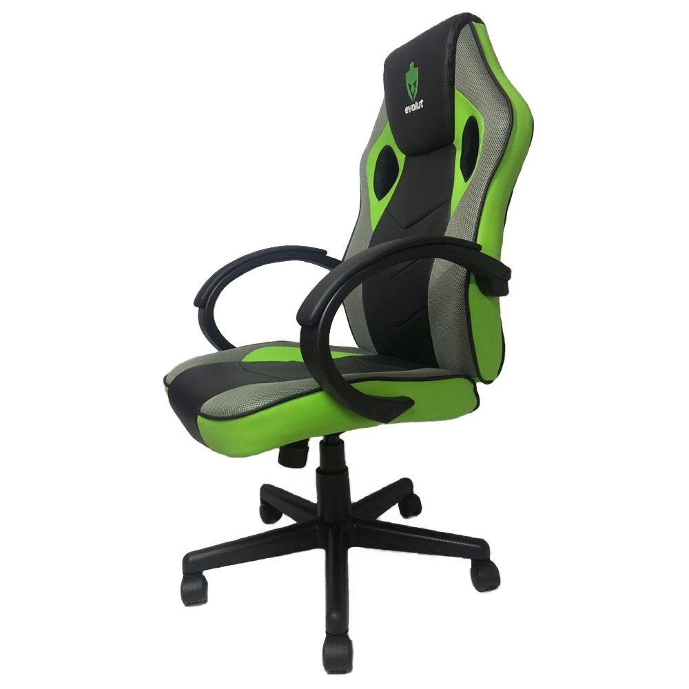 Cadeira Evolut Racing EG-901 Verde