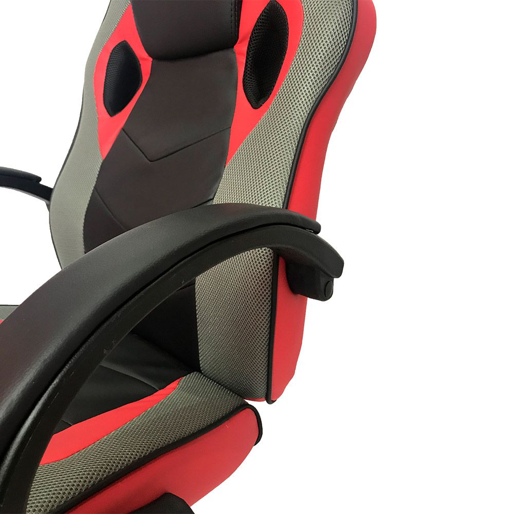 Cadeira Evolut Racing EG-901 Vermelho