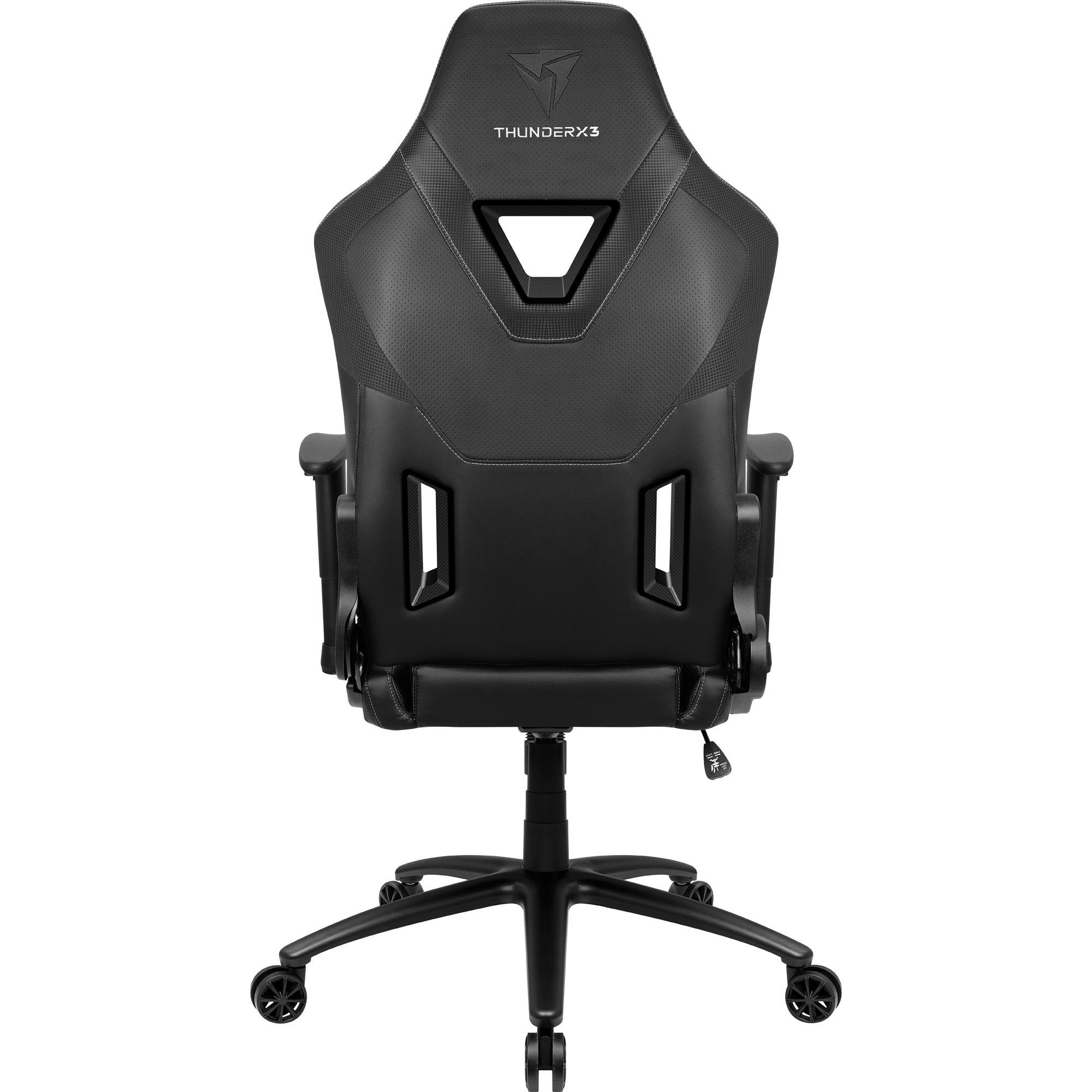 Cadeira Gamer DC3 Preta THUNDERX3