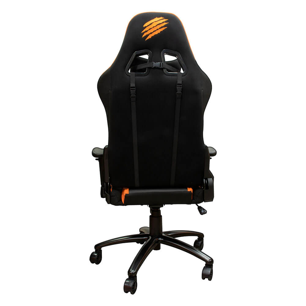Cadeira Gamer OEX GC400 Preto/Laranja