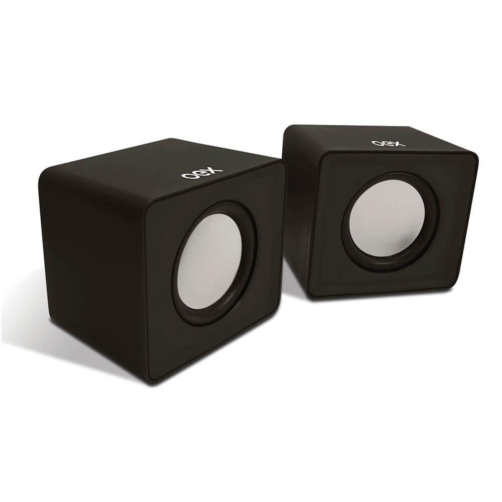Caixa de Som OEX CUBE 3W Sk102