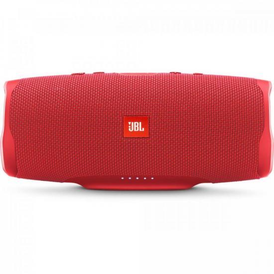 Caixa de som Portátil com Bluetooth 30W Charge 4 Vermelho JBL