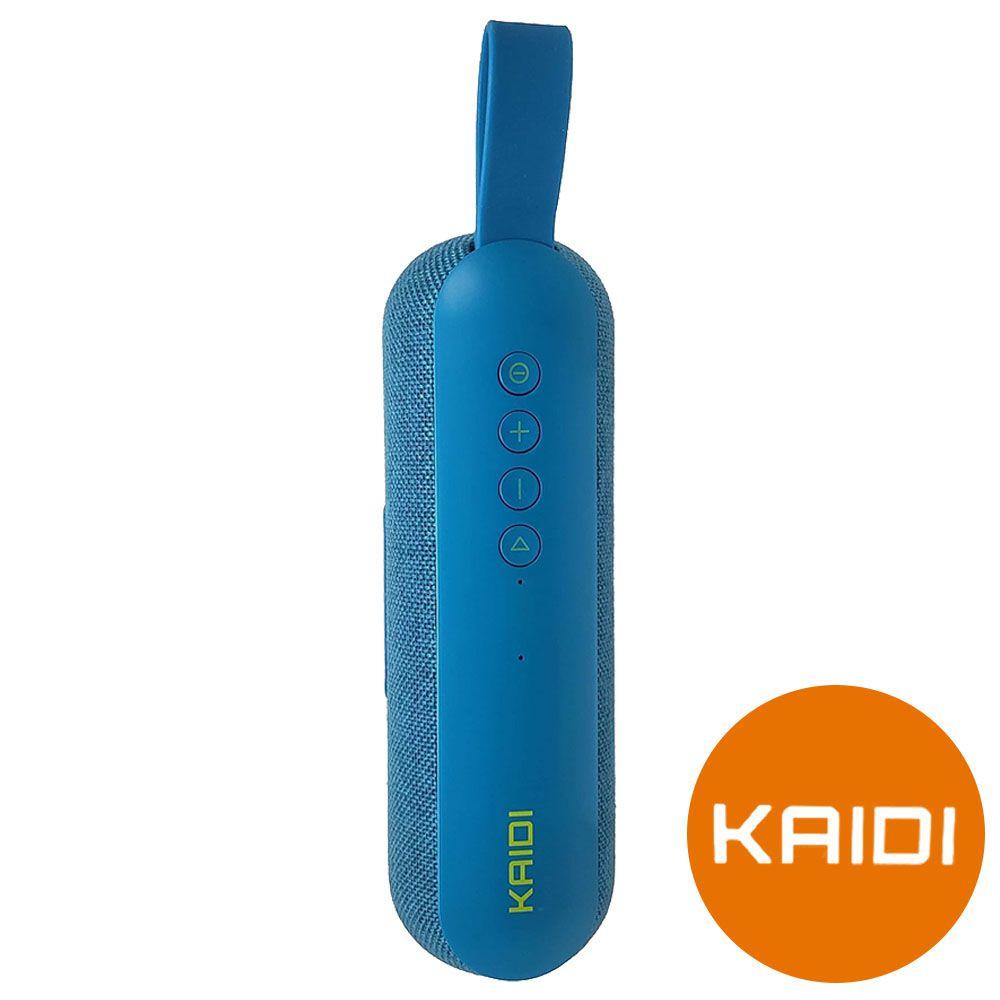 Caixa De Som Portatil Kaidi 9W KD201