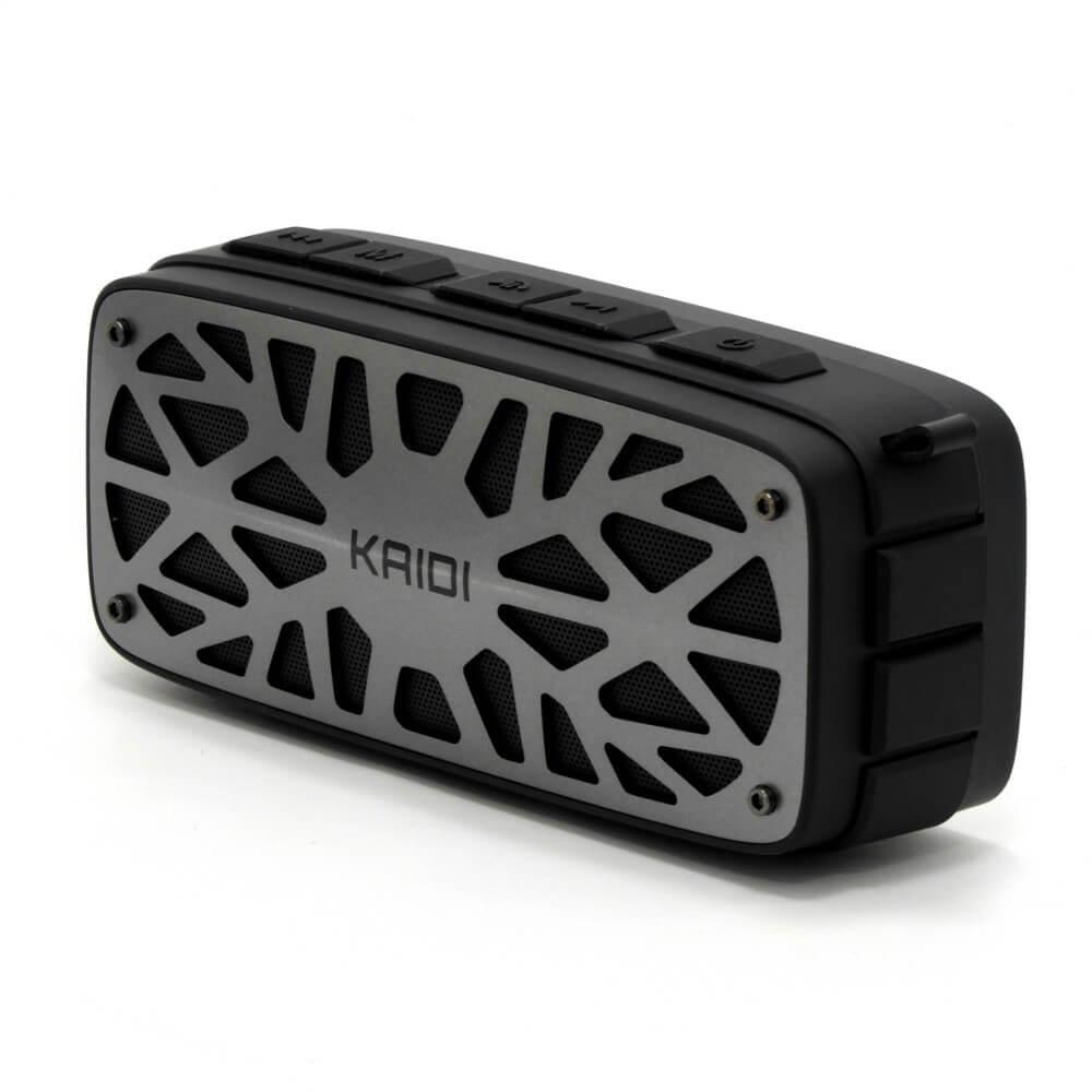 Caixa De Som Portatil Kaidi Kd812 Wireless Speakers