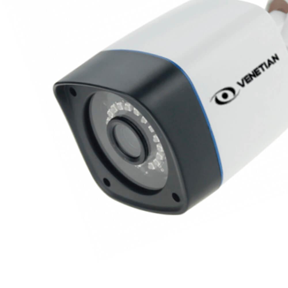 Câmera Venetian Bullet  Full HD 3.6mm 4em1 IR25m HD 62225